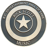 2019 BC Entertainment Hall of Fame Rick Scott Music